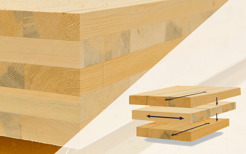 Cross Laminated Timber (CLT)