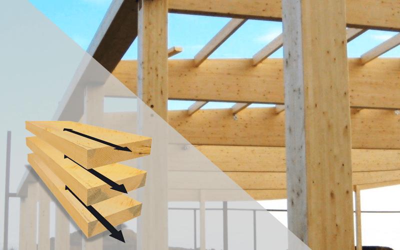 Glued Laminated Timber (GLULAM)